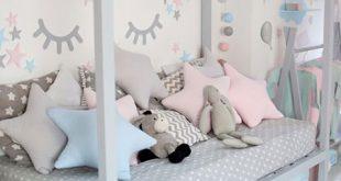 چند نکته مهم برای طراحی دکوراسیون اتاق خواب کودک