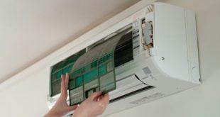 تمیز کردن کولر گازی در خانه، آموزش کامل و مرحله به مرحله